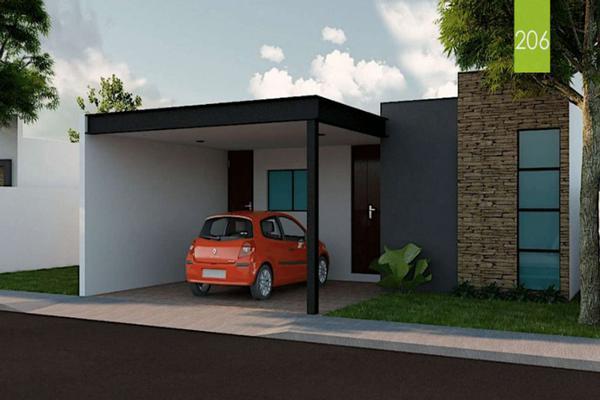 Foto de casa en venta en 18b , cholul, mérida, yucatán, 0 No. 01