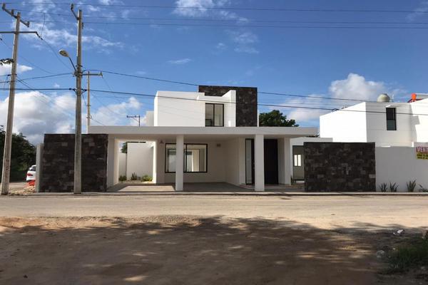 Foto de casa en venta en 19 , cholul, mérida, yucatán, 10094011 No. 01