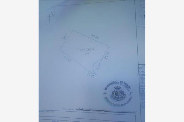 Foto de terreno habitacional en venta en 19 , cholul, mérida, yucatán, 0 No. 05