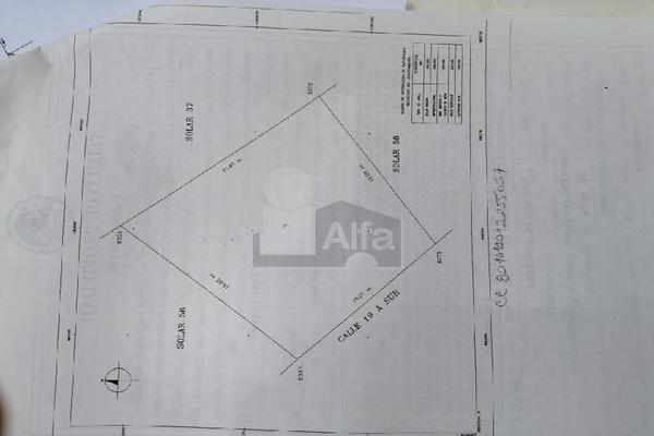 Foto de terreno habitacional en venta en 19 sur con 65 avenida , playa del carmen, solidaridad, quintana roo, 7237941 No. 04