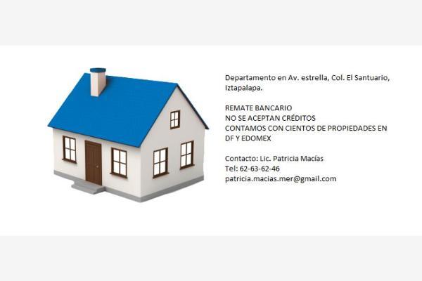 Foto de departamento en venta en avenida estrella 193, el santuario, iztapalapa, distrito federal, 2682747 No. 02