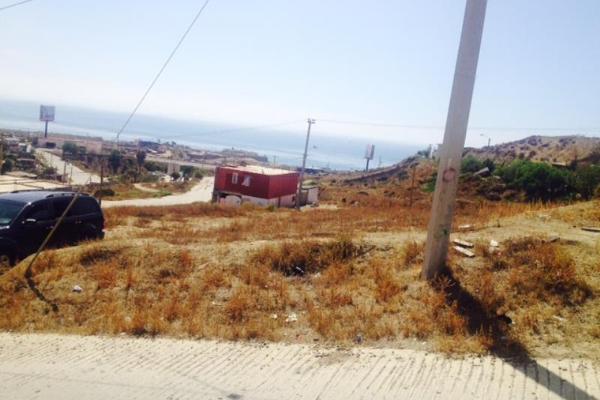 Foto de terreno habitacional en venta en sonora 19403, vista marina, playas de rosarito, baja california, 2027152 No. 02