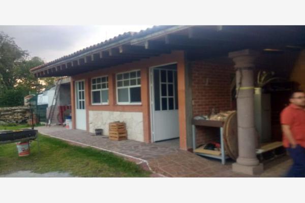 Foto de rancho en venta en 2° privada de morelos , huimilpan centro, huimilpan, querétaro, 7197642 No. 01