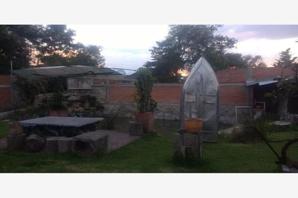 Foto de rancho en venta en 2° privada de morelos , huimilpan centro, huimilpan, querétaro, 7197642 No. 08