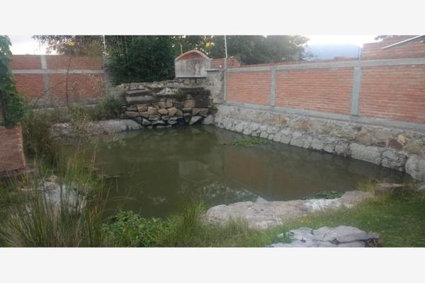 Foto de rancho en venta en 2° privada de morelos , huimilpan centro, huimilpan, querétaro, 7197642 No. 14