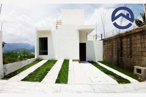 Foto de casa en venta en 2 1, azteca, tuxtla gutiérrez, chiapas, 5290584 No. 01
