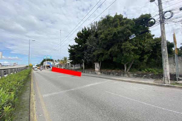 Foto de terreno habitacional en venta en 2 2, puerto morelos, benito juárez, quintana roo, 5309390 No. 04