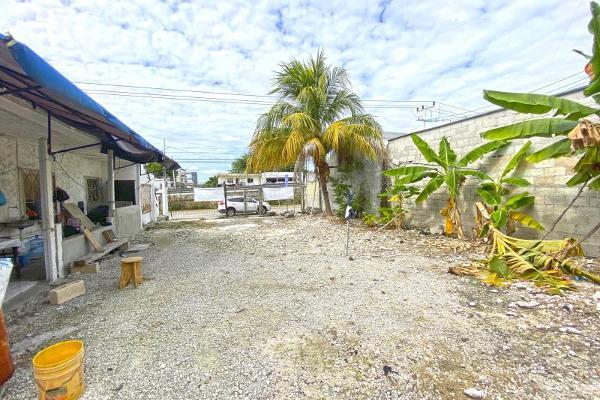 Foto de terreno habitacional en venta en 2 2, puerto morelos, benito juárez, quintana roo, 5309390 No. 12