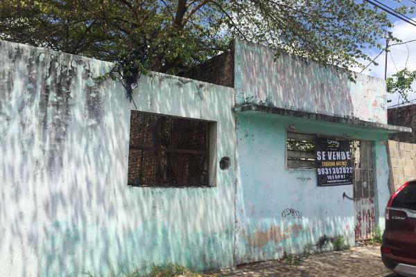 Foto de terreno habitacional en venta en 2 abril 230 , centro sct tabasco, centro, tabasco, 6163651 No. 01