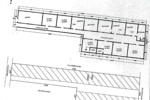 Foto de terreno habitacional en venta en 2 abril 230 , centro sct tabasco, centro, tabasco, 6163651 No. 02