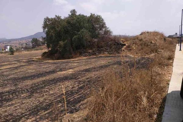 Foto de terreno habitacional en venta en 2 de abril , san mateo tepopula, tenango del aire, méxico, 5840441 No. 01