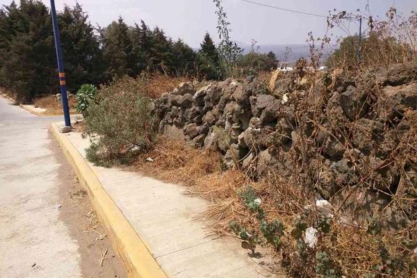 Foto de terreno habitacional en venta en 2 de abril , san mateo tepopula, tenango del aire, méxico, 5840441 No. 07