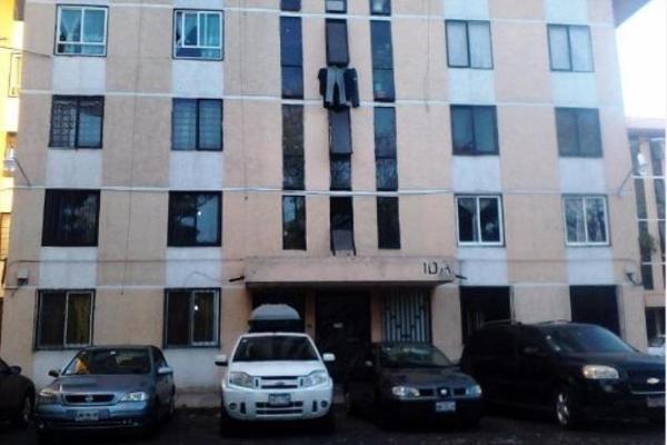 Foto de departamento en venta en la garita fraccion 2 2, el obelisco, coacalco de berriozábal, méxico, 2698583 No. 01