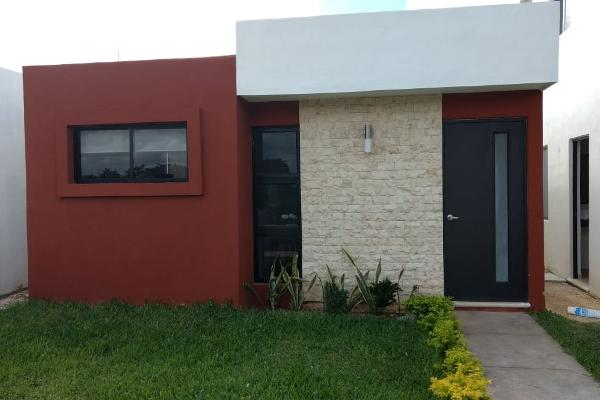 Foto de casa en venta en 20 604, caucel, mérida, yucatán, 8843476 No. 01