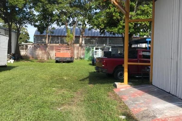 Foto de nave industrial en renta en 20 a , pallas, carmen, campeche, 9934441 No. 01