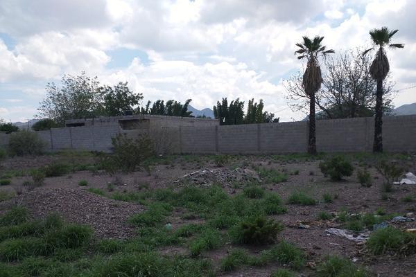 Foto de terreno habitacional en venta en 20 de nov y aquiles serdan , ciudad juárez, lerdo, durango, 5783962 No. 05
