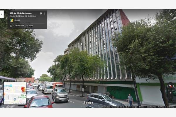 Foto de edificio en venta en 20 de noviembre 00, centro medico siglo xxi, cuauhtémoc, df / cdmx, 8850312 No. 01