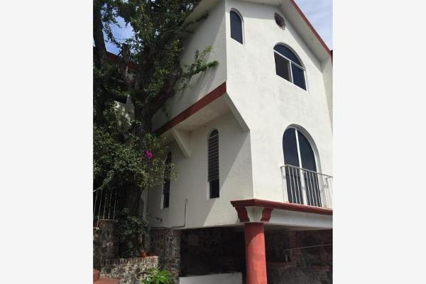 Foto de casa en venta en 20 de noviembre -, centro jiutepec, jiutepec, morelos, 5832274 No. 01