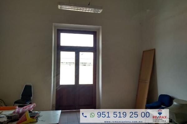 Foto de edificio en renta en 20 de noviembre , palacio de gobierno del estado de oaxaca, oaxaca de juárez, oaxaca, 6183809 No. 09