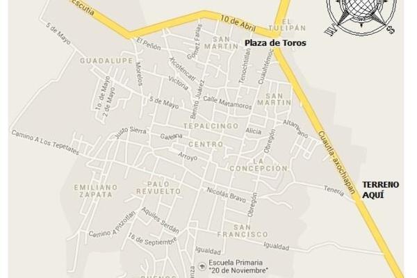 Foto de terreno habitacional en renta en  , 20 de noviembre, tepalcingo, morelos, 2727493 No. 03