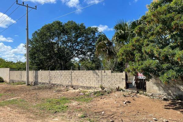 Foto de terreno habitacional en venta en 20 , izamal, izamal, yucatán, 0 No. 03
