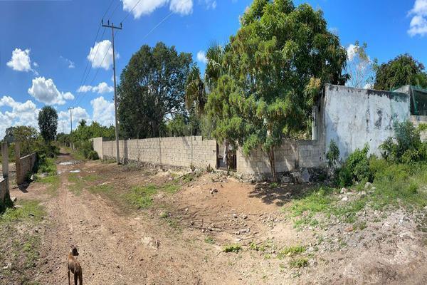 Foto de terreno habitacional en venta en 20 , izamal, izamal, yucatán, 0 No. 04