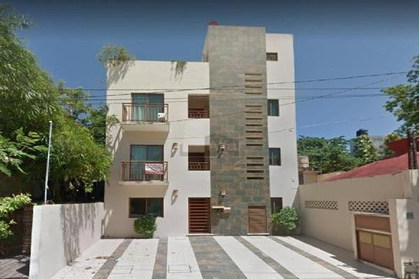 Foto de edificio en venta en 20 norte entre calle 20 y circuito 26 , playa del carmen, solidaridad, quintana roo, 5710858 No. 01