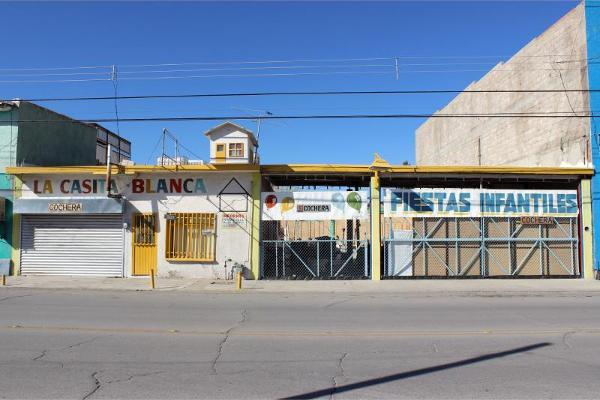 Foto de local en venta en 21 de marzo 2623, melchor ocampo, juárez, chihuahua, 5347708 No. 01