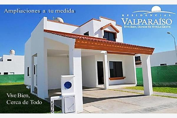 Foto de casa en venta en 22 1, residencial valparaiso, mérida, yucatán, 5962478 No. 01