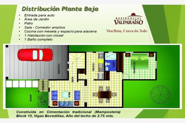 Foto de casa en venta en 22 1, residencial valparaiso, mérida, yucatán, 5962478 No. 07