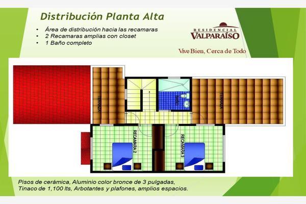 Foto de casa en venta en 22 1, residencial valparaiso, mérida, yucatán, 5962478 No. 08