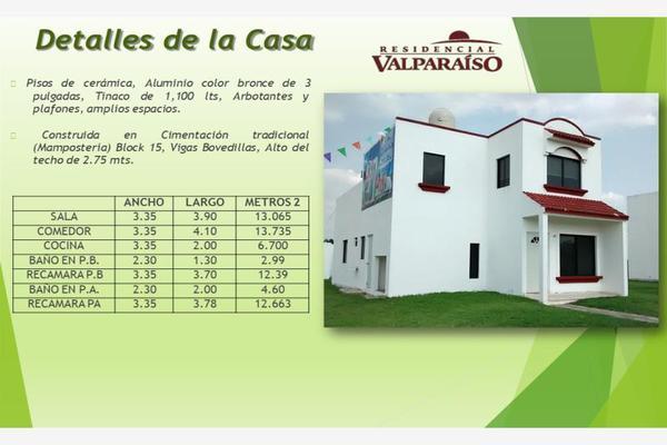 Foto de casa en venta en 22 1, residencial valparaiso, mérida, yucatán, 5962478 No. 09