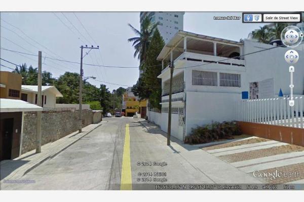 Foto de terreno habitacional en venta en lomas del mar 22, club deportivo, acapulco de juárez, guerrero, 662905 No. 01