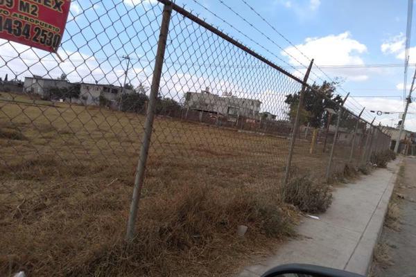 Foto de terreno habitacional en venta en 22 de diciembre 1, santa maría tonanitla, tonanitla, méxico, 18725396 No. 01