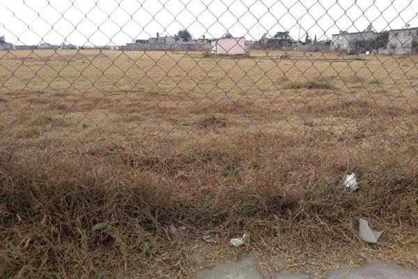 Foto de terreno habitacional en venta en 22 de diciembre 1, santa maría tonanitla, tonanitla, méxico, 18725396 No. 03