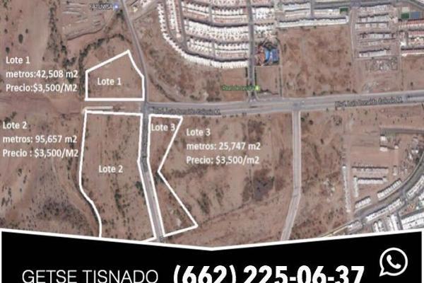 Foto de terreno comercial en venta en  , 22 de septiembre, hermosillo, sonora, 3161409 No. 02