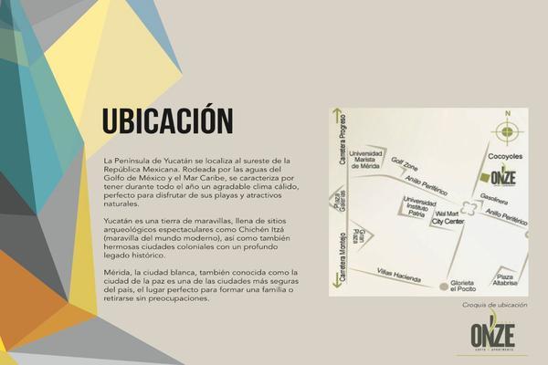 Foto de departamento en venta en 22 , ejido de chuburna, mérida, yucatán, 7150042 No. 12