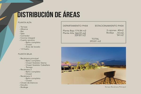 Foto de departamento en venta en 22 , ejido de chuburna, mérida, yucatán, 7150042 No. 20