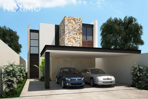 Foto de terreno habitacional en venta en 23 186, cholul, mérida, yucatán, 8396135 No. 01