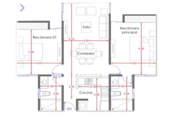 Foto de terreno habitacional en venta en 23 202, cholul, mérida, yucatán, 8396135 No. 10