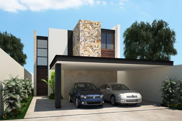 Foto de terreno habitacional en venta en 23 224, cholul, mérida, yucatán, 8396135 No. 01