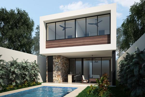 Foto de terreno habitacional en venta en 23 224, cholul, mérida, yucatán, 8396135 No. 02