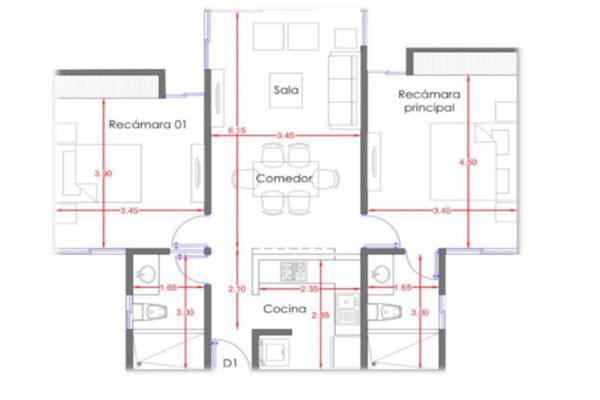 Foto de terreno habitacional en venta en 23 224, cholul, mérida, yucatán, 8396135 No. 10