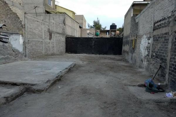 Foto de terreno habitacional en venta en 23 23, las águilas, nezahualcóyotl, méxico, 5680288 No. 01