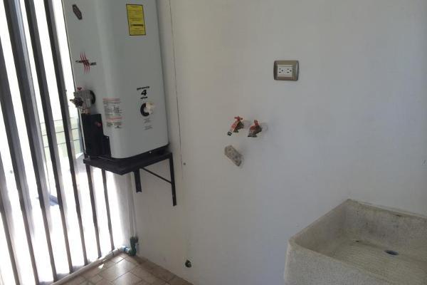 Foto de departamento en renta en gustavo díaz ordaz 234, geovillas atlixcayotl, puebla, puebla, 2677014 No. 02