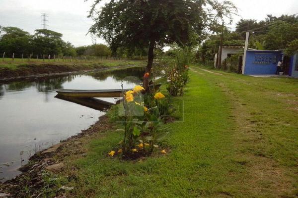 Foto de rancho en venta en 23.5 kilometro carretera villahermosa-frontera , macultepec, centro, tabasco, 5711190 No. 03