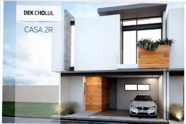 Foto de casa en venta en 24 , cholul, mérida, yucatán, 12275234 No. 05