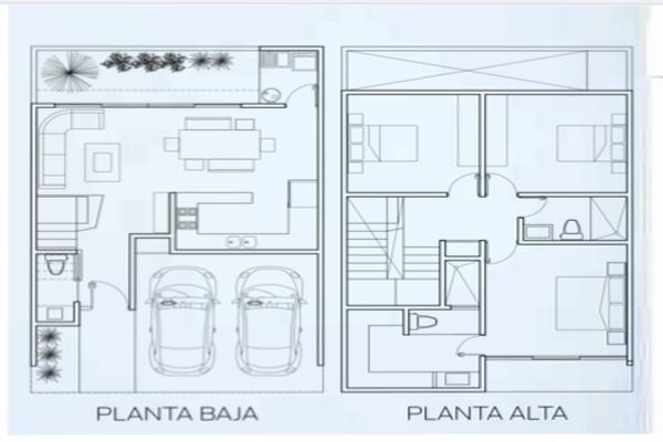 Foto de casa en venta en 24 , cholul, mérida, yucatán, 12275234 No. 10