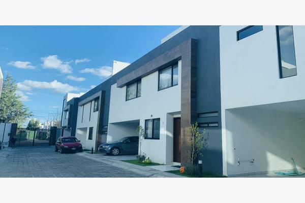 Foto de casa en venta en 24 de febrero 5, san francisco acatepec, san andrés cholula, puebla, 17357085 No. 01