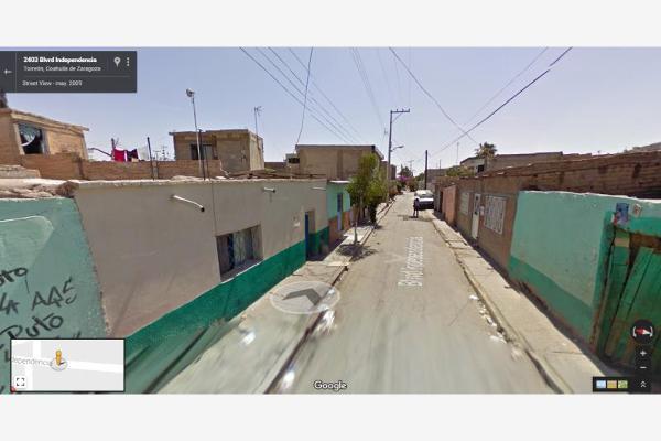 Foto de casa en venta en boulevard independencia manzana blote 66, nueva rosita, torreón, coahuila de zaragoza, 3070861 No. 01